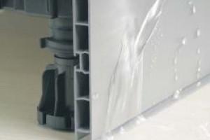 Алюминиевый цоколь для кухни