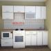 Прямая кухня 2,3 м.