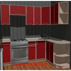 Угловая кухня «Нана» 1,9*1,6