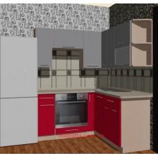Кухня в 5 этажку постформинг