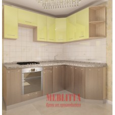 Угловая кухня «Нана» Постформинг